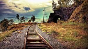 новий потяг до Риму