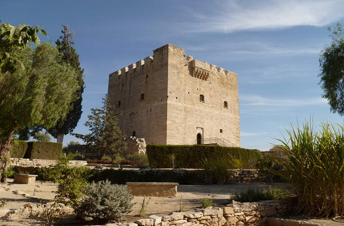 замок Колоссі