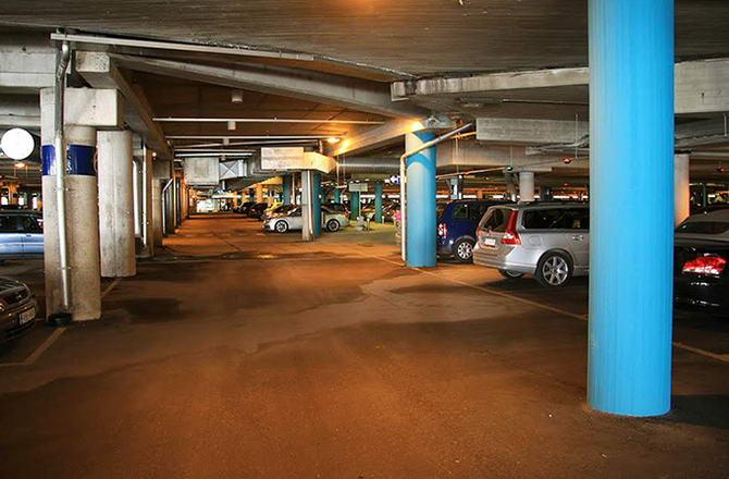 підземна парковка