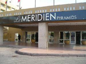 вибух в готелі Мерідіен в Гізі