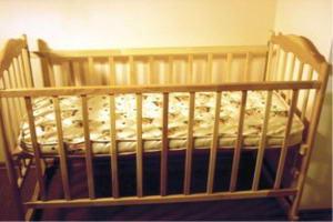 матрац на дитяче ліжко