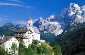Шале в Альпах - рай в горах!