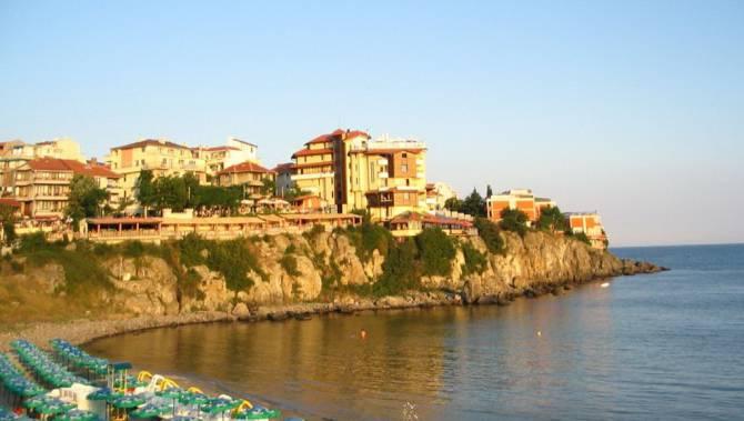 Болгария – курорт Ривьера