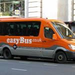 EasyBus продає квитки до європейських аеропортів за 1 євро