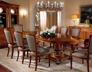 Как правильно выбрать мебель для столовой