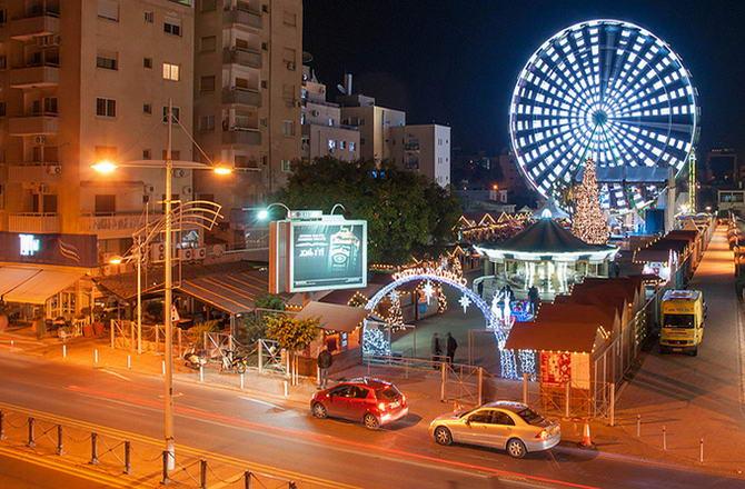 Різдво на Кіпрі