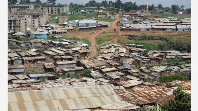 небезпечні трущоби Кенії