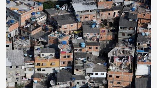 Бразилія. Небезпечні трущоби в Ріо-де-Жанейро