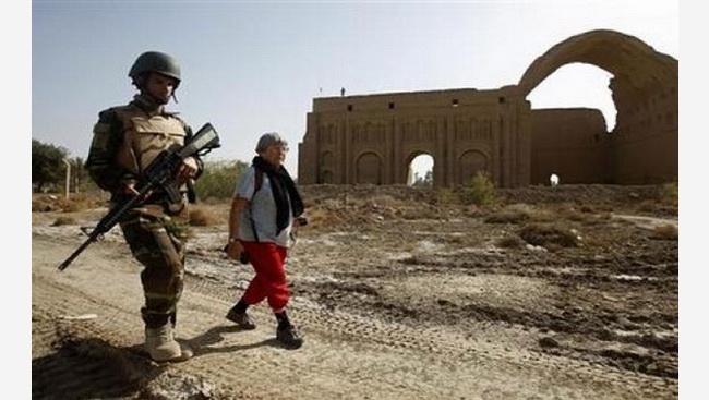 Ірак - небезпечний для туристів