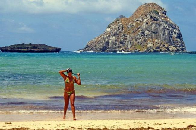 пляжі Фернандо-де-Норонь'я