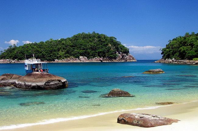 Бразильський курорт Убатуба