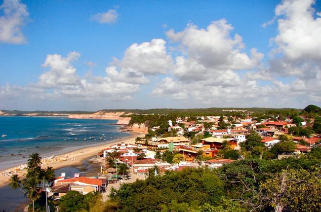 Курорт у Бразилії - Піпа