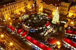 Чехія на Різдво
