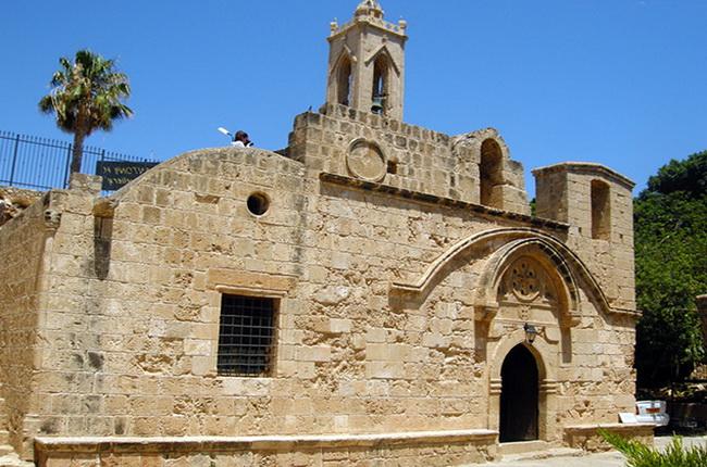 монастир Айя-Напа