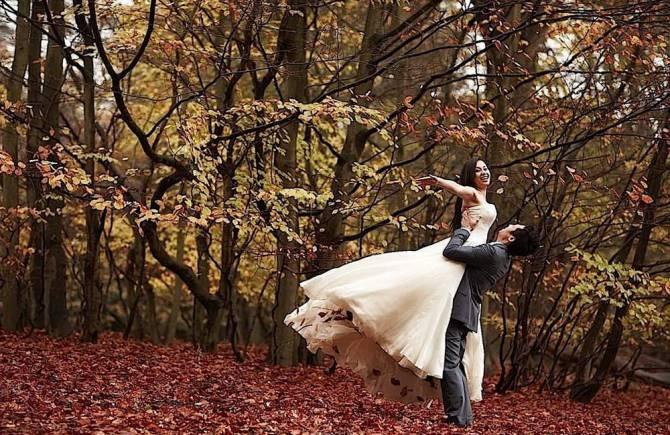 Свадьба-это настоящая сказка