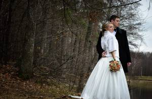 Свадьба в стиле «Спящая красавица»