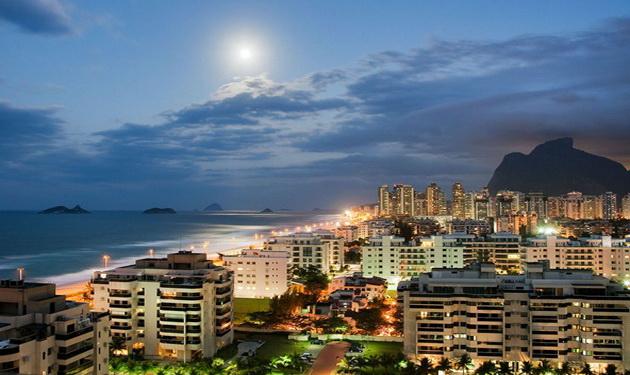 Архітектура житлових кварталів в Ріо