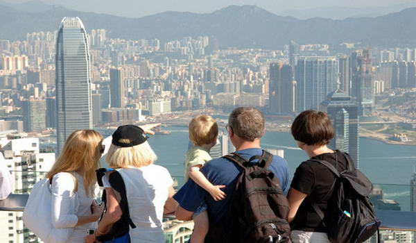 Екскурсія по Гонконгу