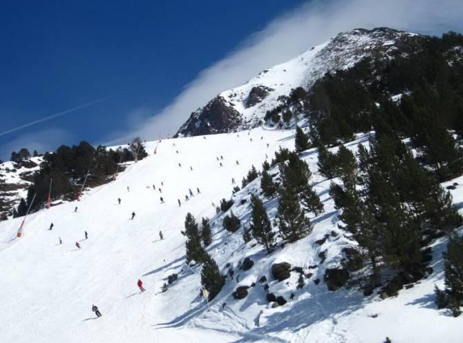лыжный курорт Grau Roig