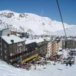 Андорра, горнолыжный курорт Пас Де Ла Каса