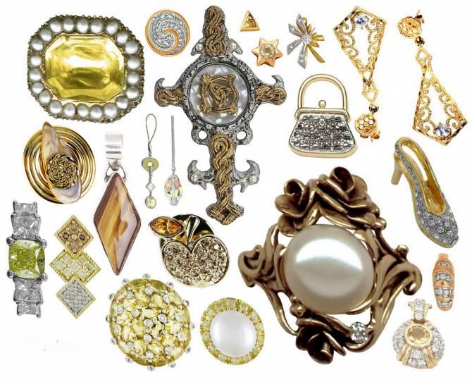 ювелирные украшения для женщин