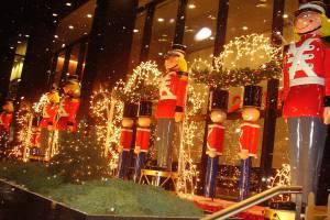 Нью-Йорк и рождество