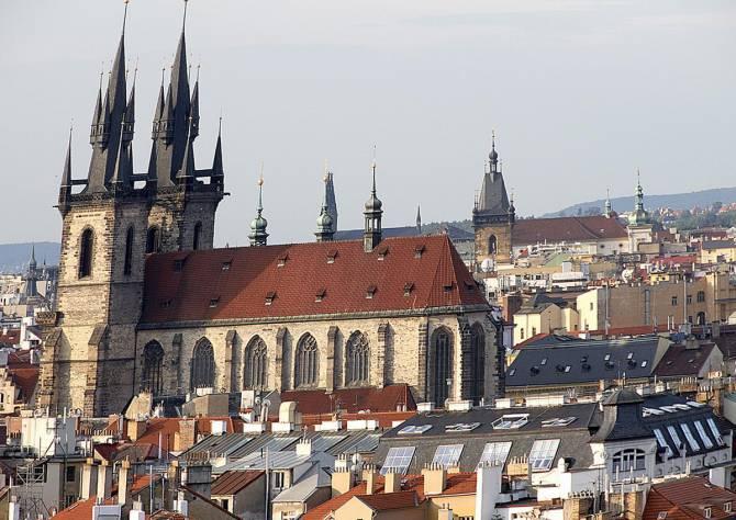 туристическая Чехия приглашает путешественников