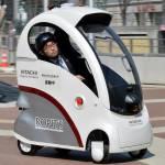 Японцы создали автомобиль-робот