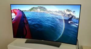 Обзор современной модели телевизора LG 55EG960V