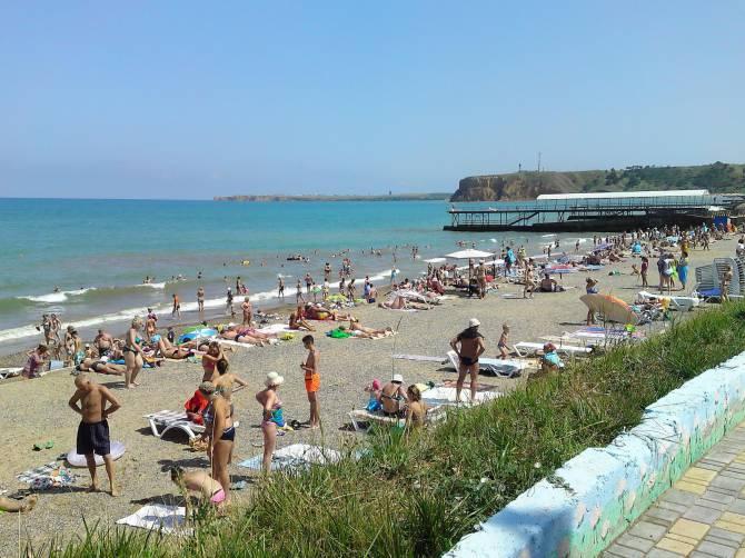 отдых на курорте Песчаное