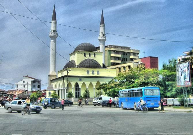 Мечеть в Шкодер – Албания