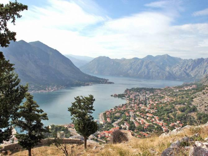горные пейзажи Албании