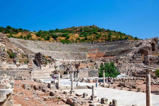 Турция. Древнегреческий Эфес