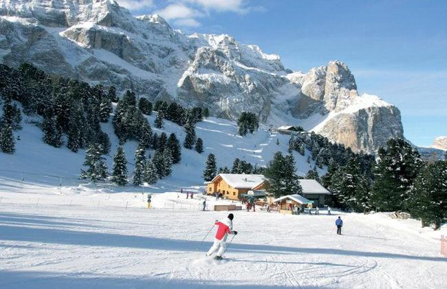 горнолыжный курорт Валь ди Фьемме