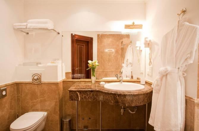 банный халат - признак хорошей гостиницы