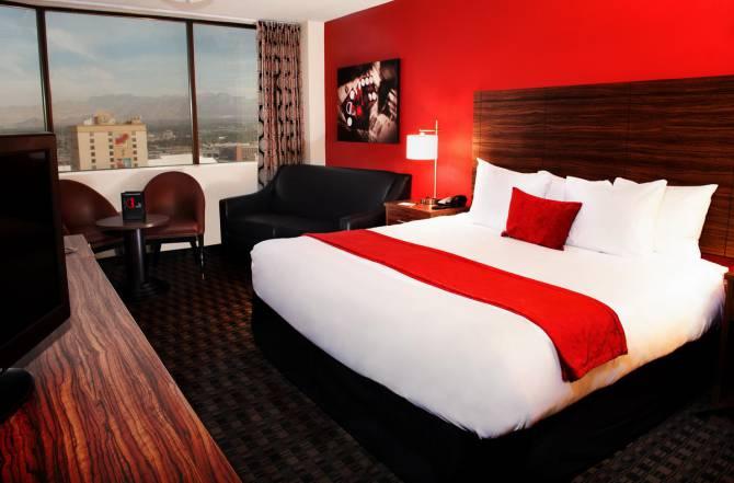 чистое постельное бельё – важный атрибут отеля