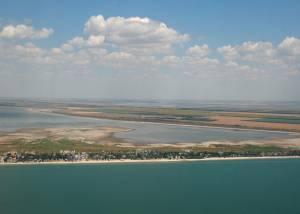 Кирилловка (Азовское море)- очень известный курорт