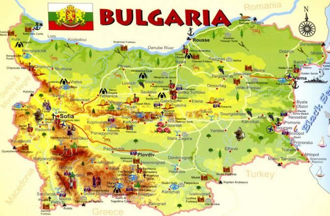 Болгарія - мрія багатьох туристів