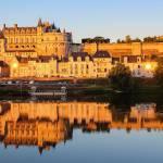 Древние французские замки