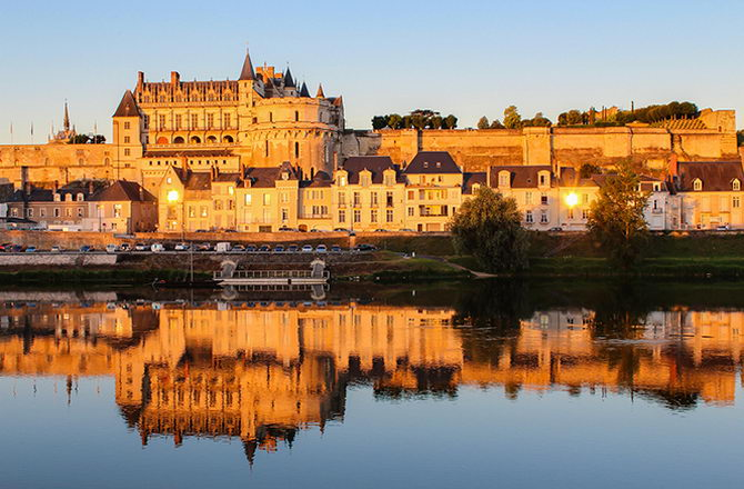 Франция. Замок Амбуаз.