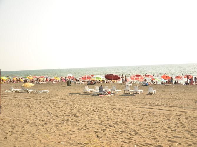 пляжі Урекі