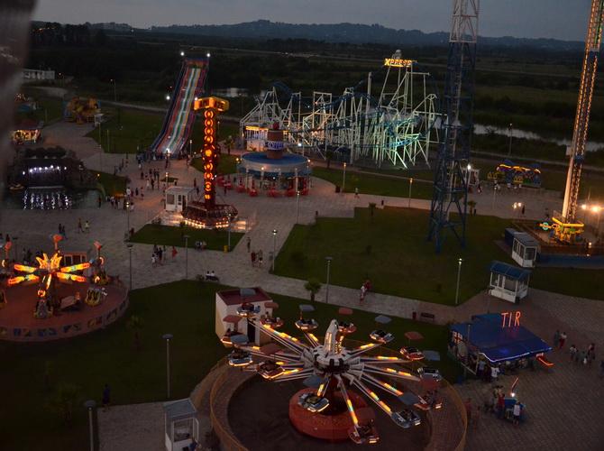 парк розваг для дітей в Урекі