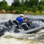 Какой покупать катер в Одессе для пресноводной рыбалки?
