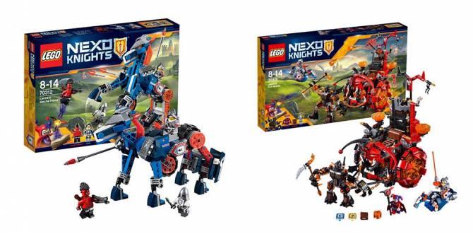 Лего Нексо Найтс