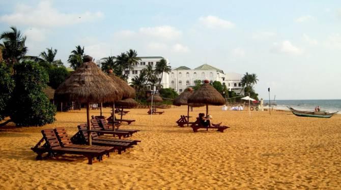 курорт Ваддува