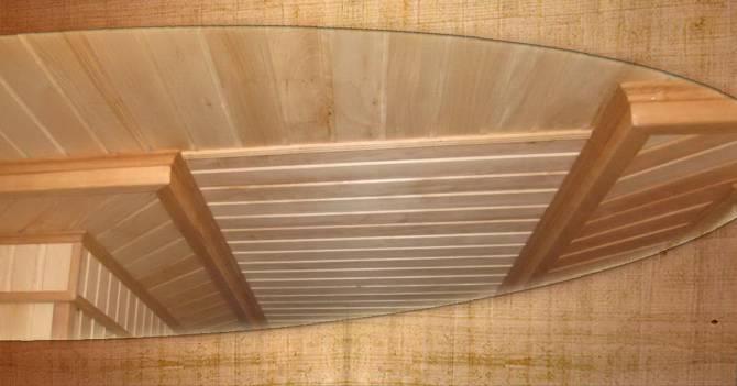 стеновая панель из дерева