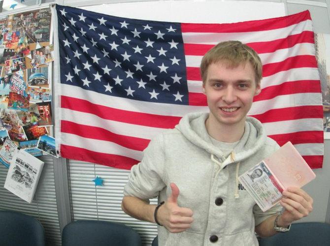 отримати робочу візу в США