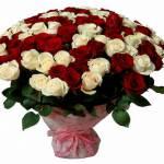 Букет з троянд – поради по його вибору