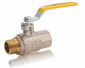 кран для газовых труб