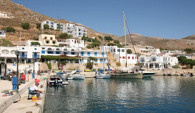 острів Тілос, Греція